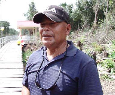 Wakapau Toshao, Howard Cornelius