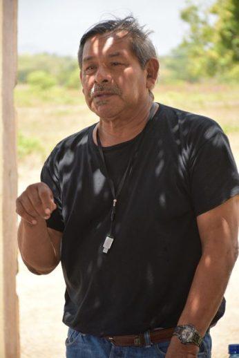 Community Development Officer (CDO) of Region 9, Vincent Henry.