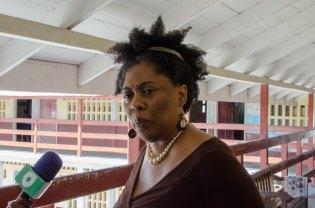 Co-founder of STEM Guyana, Karen Abrams.
