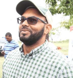 Businessman, Ramesh Mohammed.