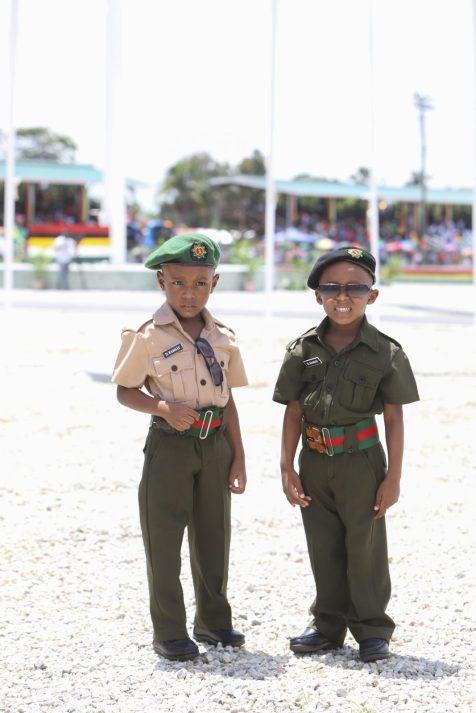 Future men of service