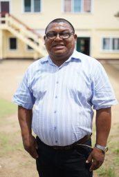 Toshao of Waramuri, Learmond Emmanuel.