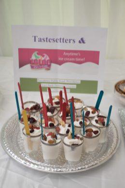 Tastesetters and Igloo Ice Cream's Trail Mix Ice Cream Combo