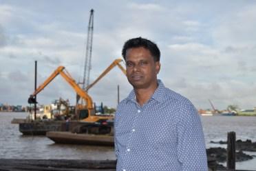 Director of Operations, GPL, Bharat Harjohn