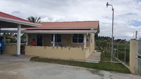 The spacious newly constructed Health Centre at Leonora