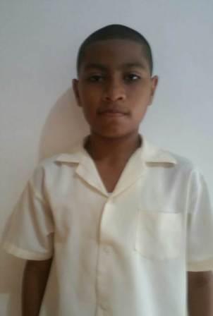 Region 10, NGSA top student Ravi Raymon (523 marks)