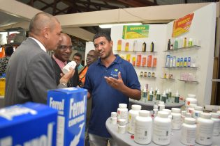 Scenes from the Exhibition and Trade Fair