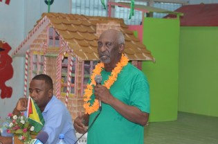 Minister within the Ministry of Social Protection with responsibility for Labour, Hon. Keith Scott.