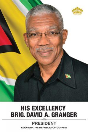 David Granger - President