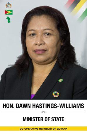 Dawn Hastings-Williams
