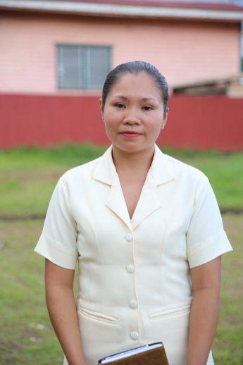 Valerie Sam, Community Health Worker, Citrus Grove