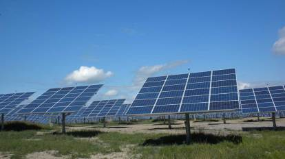 Solar Farm – The Solar Farm in Mabaruma