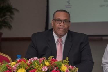 Deputy-Secretary General of the CARICOM Secretariat, Joseph Cox.