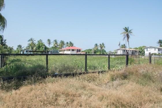 The Boerasirie ground.