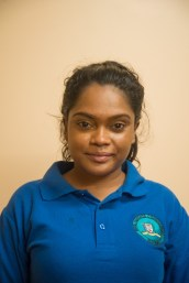Community Based Disaster Risk Management Officer of the Civil Defence Commission, Mariea Harrinandan.