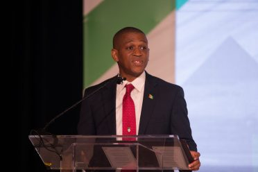 Director of the Department of Energy (DE), Dr. Mark Byone