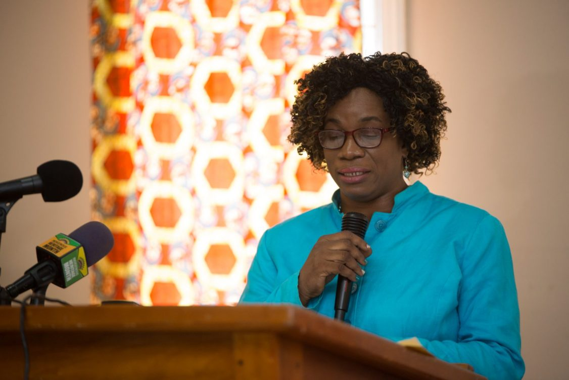 Coordinator, HFLE programme, Ministry of Education, Colleen King-Cameron