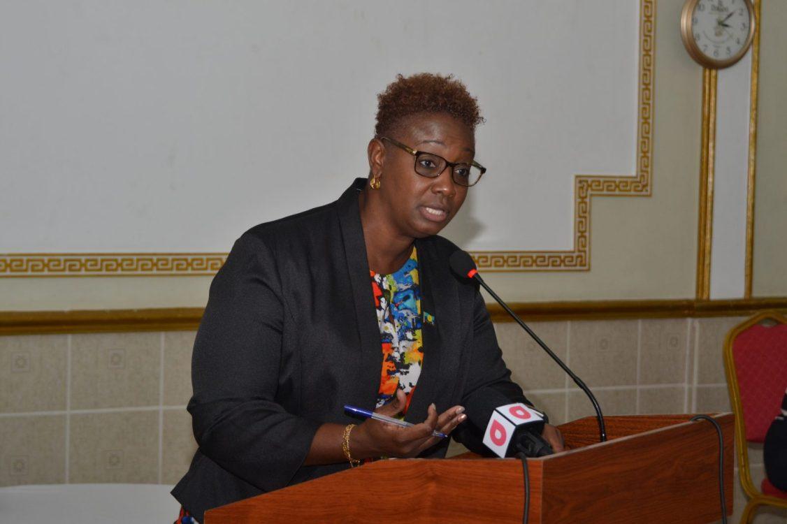 Human Resource Development Programme Manager attached to the CARICOM Secretariat, Dr. Laurette Bristol.