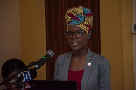 Technical Assistant to the Public Health Ministry, Patrice Douglas.