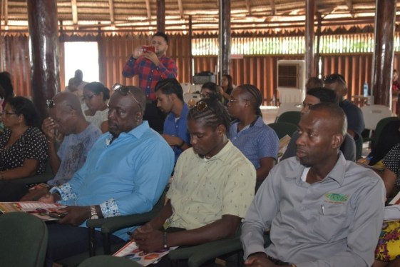Stakeholders at the launch of the 31 Compulsory National Electrical Standards.