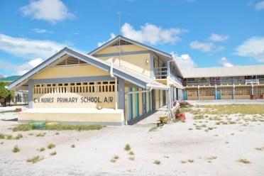 The CV Nunes Primary School.