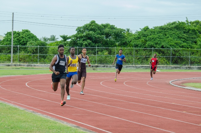 Scenes from the 59th National Schools' cycling, swimming and track and field championship held at the National Track and Field Centre