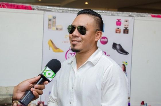 Henrique Morales, Marketing representative