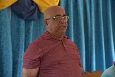 Regional Executive Officer (REO), Dennis Jaikran.