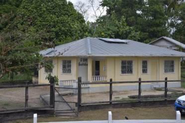St. Deny's Health Centre, Tapakuma Lake village.