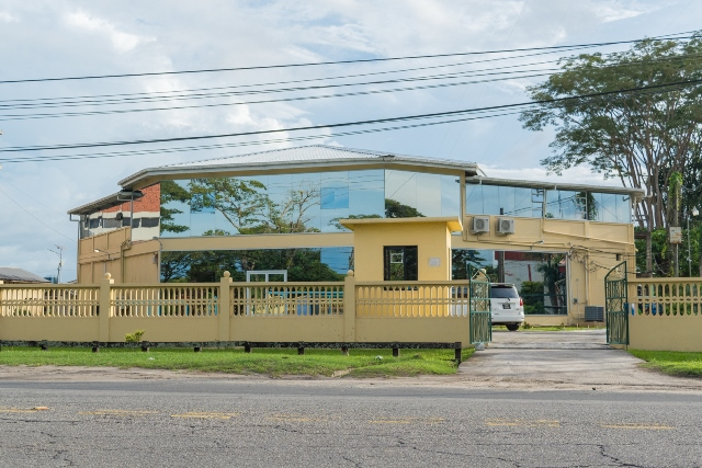 The National Archives of Guyana