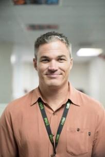 Sean Hill, General Manager of GYSBI.