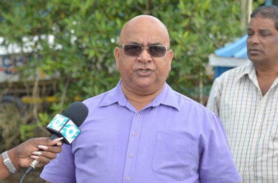 Regional Executive Officer Denis Jaikaran