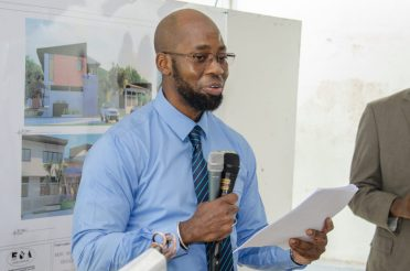 BNTF's Project Manager Dikedemma Utoh