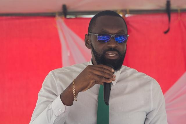 Director of Sport Christopher Jones