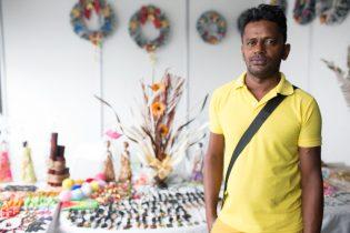 Mohamed Kumar Owner Mohameds Handicraft