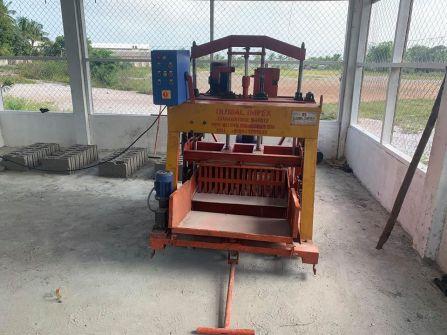 Block-making equipment