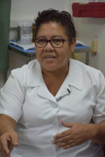 Midwife, Merlene Johnson