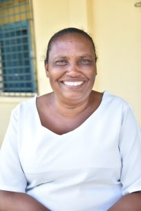 Vanessa D'Aguiar, Midwife, Siriki Health Post.