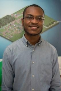 Co-founder, Diquan Lewis.