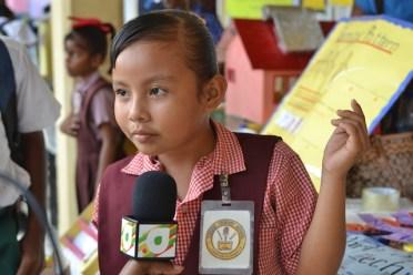 Nicole Harry, Student, Timehri Primary School.