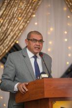 Minister of Business Haimraj Rajkumar