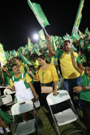 Guyanese have been promised a safer Guyana under the APNU+AFC government.