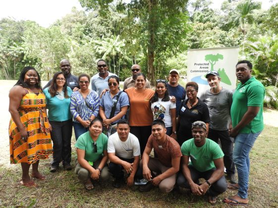 Team from Guyana