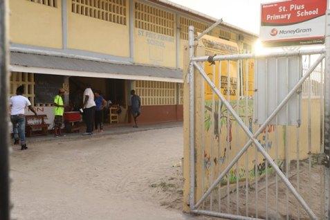 St. Pius Primary School.
