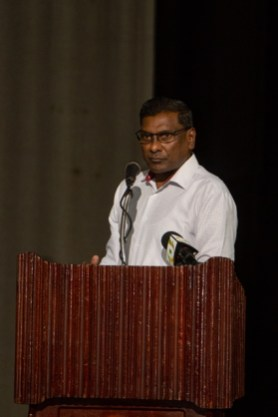 Chief Medical Officer, Dr. Shamedo Persaud