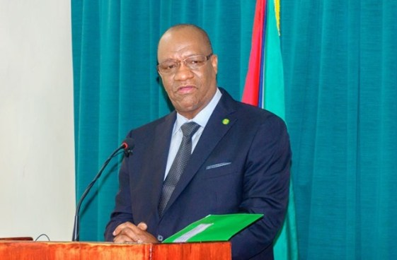 Director-General of the Ministry of the Presidency, Joseph Harmon