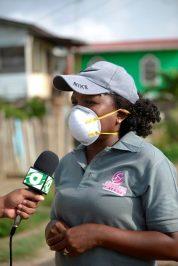 Sherla Scott, Regional Councillor for East Berbice/Corentyne