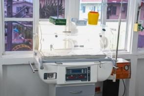Inside the COVID-19 Maternity Unit