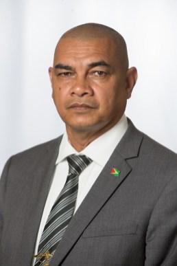Minister of Business, Hon. Haimraj Rajkumar
