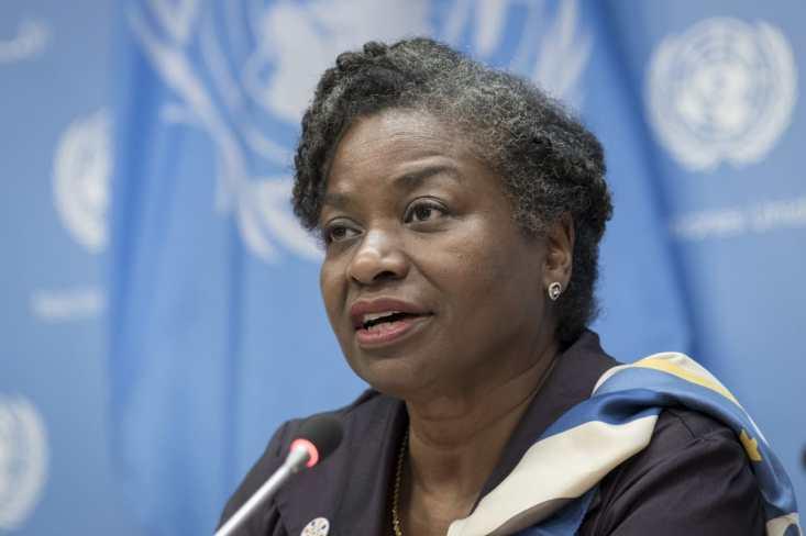 Dr. Natalia Kanem, Executive Director, United Nations Population Fund